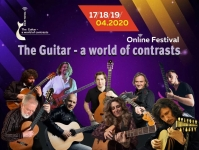 On-line Festival  - The Guitar - A World of Contrasts